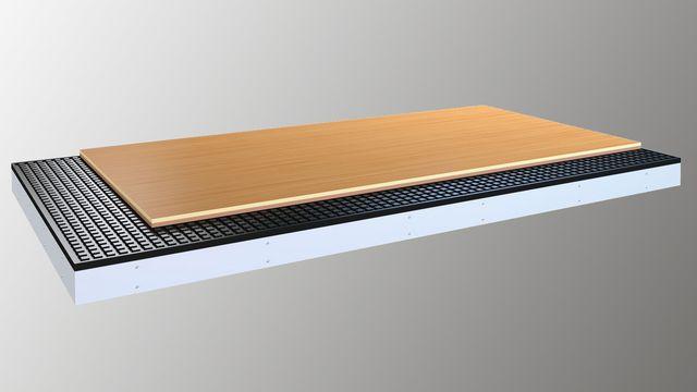 Table de Nesting haut débit: la technologie Nesting pour une fabrication rationnelle